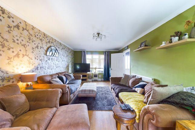 Thumbnail Detached house for sale in Min Afon, Rhigos, Aberdare, Rhondda Cynon Taff