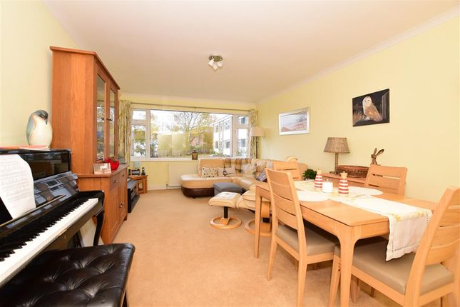 Thumbnail Flat for sale in Bower Court, Epping, Essex