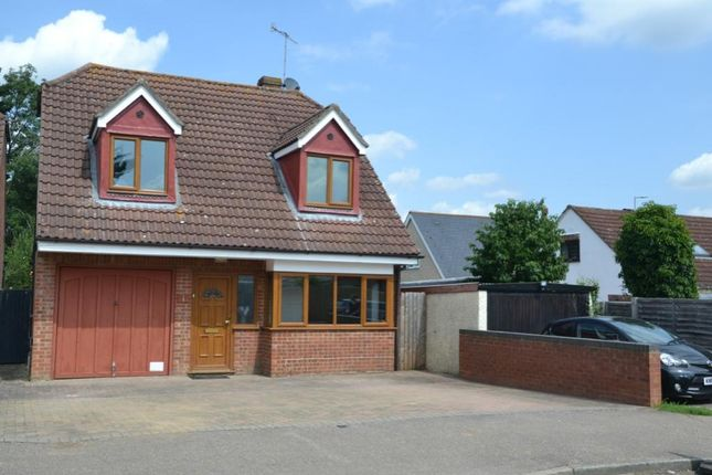 Thumbnail Detached house for sale in Rhodes Avenue, Bishops Stortford