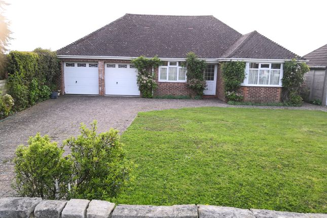 Thumbnail Detached bungalow for sale in Haig Road Bishopstoke, Eastleigh