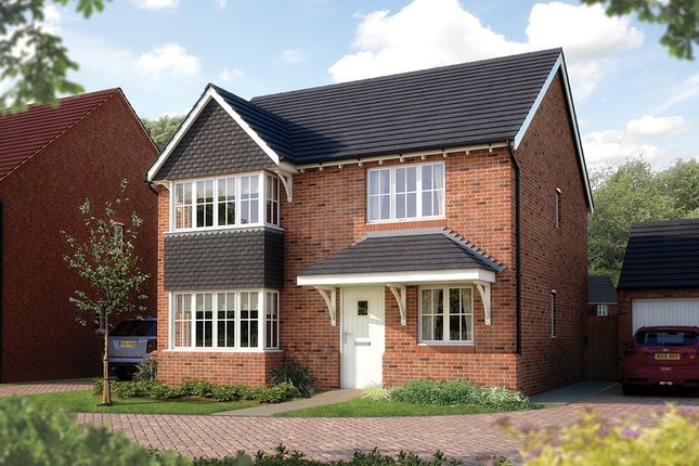"""Thumbnail Detached house for sale in """"The Canterbury"""" at Fairview Park, Station Road, Chorley, Nantwich"""