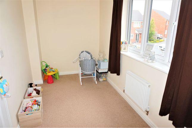Bedroom Two of Carnelian Drive, Sutton-In-Ashfield NG17