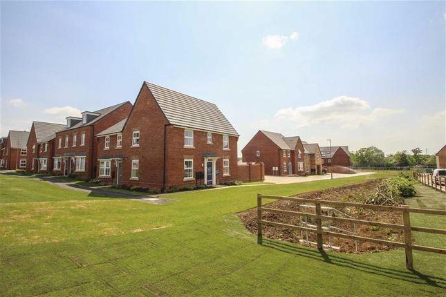Thumbnail Semi-detached house for sale in Fairfields, Fairfields, Milton Keynes