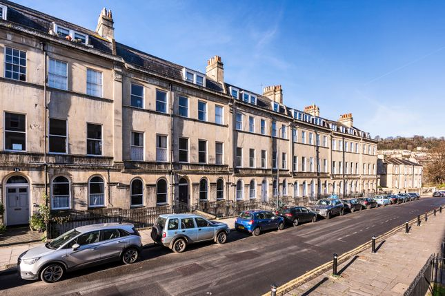 Thumbnail Maisonette to rent in Henrietta Street, Bath