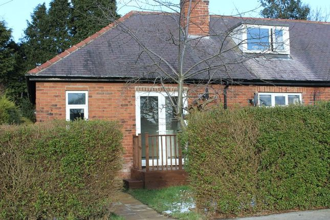 Thumbnail Bungalow to rent in Sunny View, East Ardsley, Wakefield