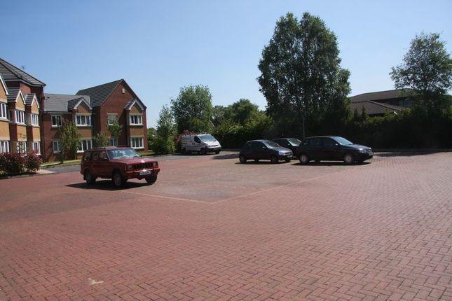 Secure Car Park of Alice Court, Alice Street, Bilston WV14