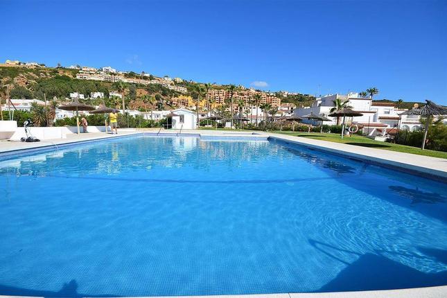 Communal Pool of Manilva, Costa Del Sol, Andalusia, Spain