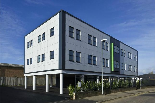 Thumbnail Flat for sale in International House, Moss Road, Colchester, Essex