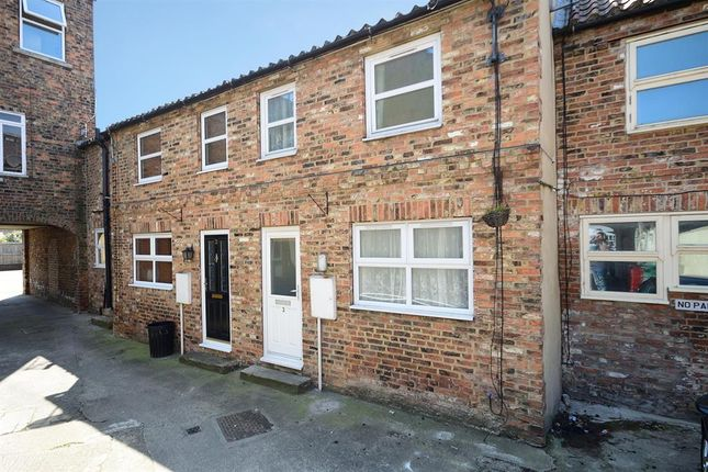 Thumbnail Mews house for sale in Stable Cottages, Fishergate, Boroughbridge