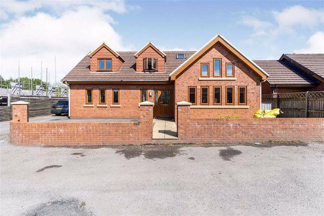 Thumbnail Detached bungalow for sale in Westfield Road, Waunarlwydd, Swansea