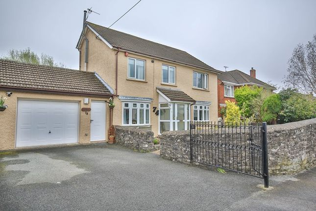 Thumbnail Detached house for sale in North Street, Abergavenny