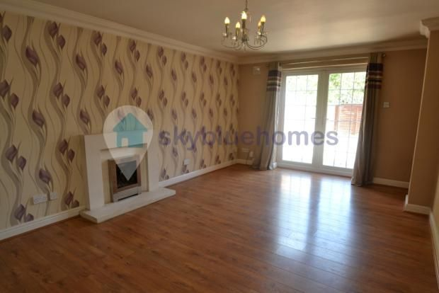 Thumbnail Detached house to rent in Stanier Drive, Leicester