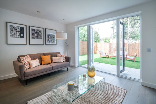 Thumbnail End terrace house for sale in Childs Terrace, Siverst Close, Northolt