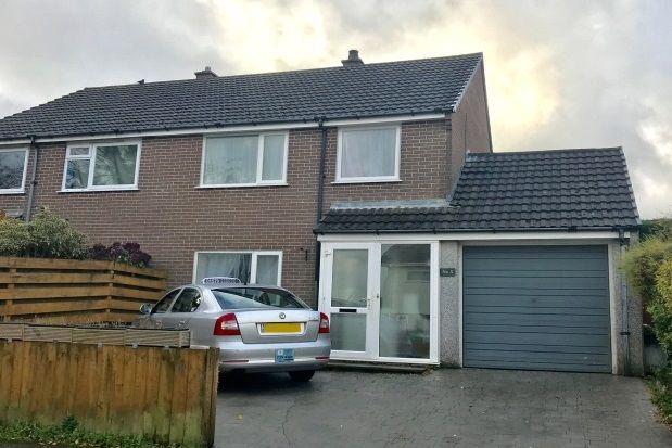 Thumbnail Property to rent in Penhale Meadow, St. Cleer, Liskeard