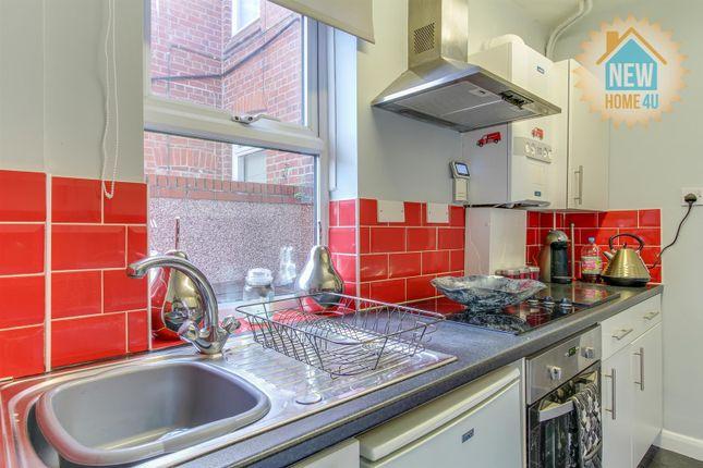 Kitchen: of Palmer Street, Wrexham LL13