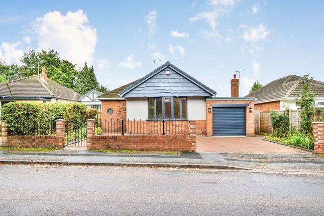 3 bed bungalow to rent in Stanneylands Drive, Wilmslow SK9