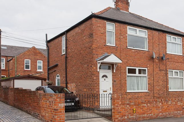 2 bed semi-detached house for sale in Westwood Terrace, South Bank, York