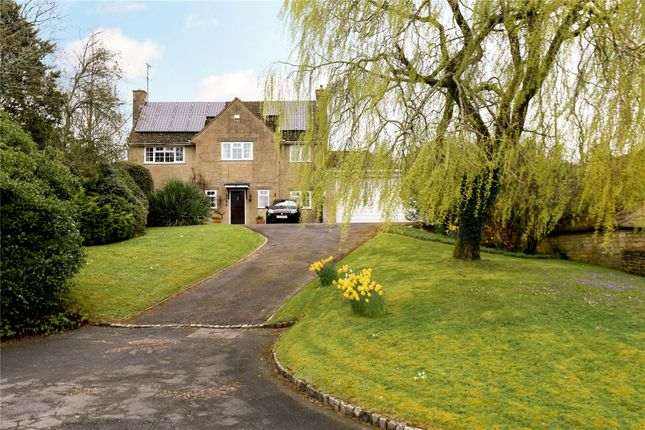 Thumbnail Detached house for sale in Downs Way, Baunton, Cirencester, Gloucestershire