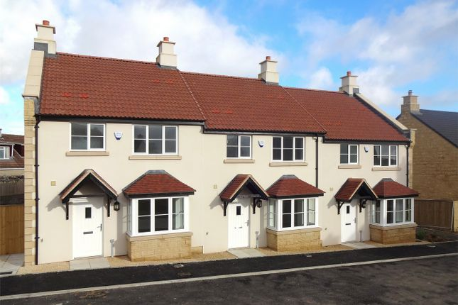 Thumbnail Terraced house for sale in Plot 9, West Farm, Fulwell Lane, Faulkland, Somerset