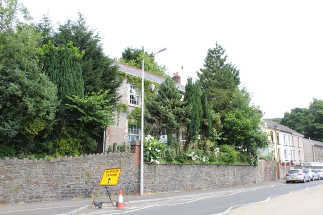 Thumbnail Detached house for sale in Tyntyla Road, Llwynypia