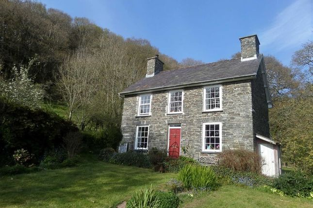 Thumbnail Cottage to rent in Llanfarian, Aberystwyth