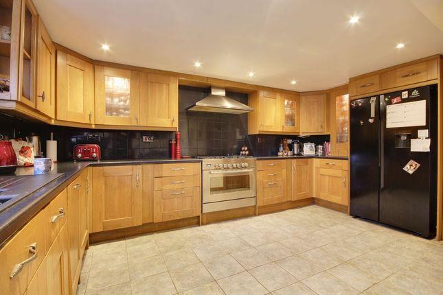 Kitchen of Park Lane, Combe Martin, Ilfracombe EX34