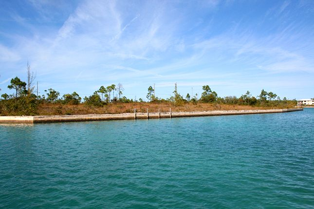 Land for sale in Cannon Bay, Grand Bahama, The Bahamas
