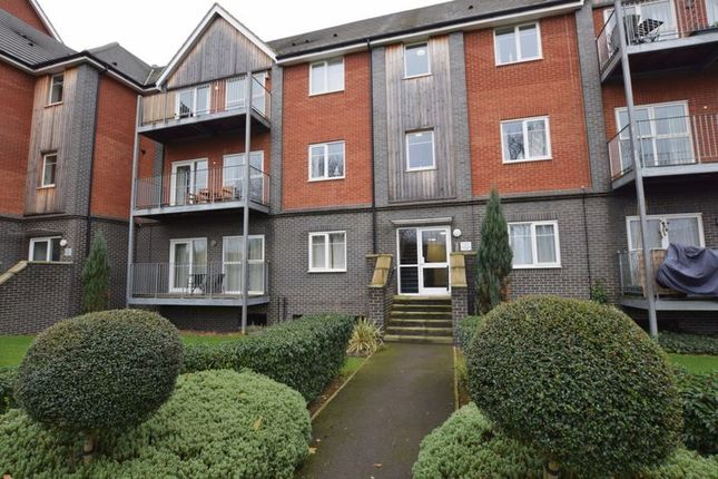 Thumbnail Flat for sale in Dunlin House, Millward Drive, Milton Keynes