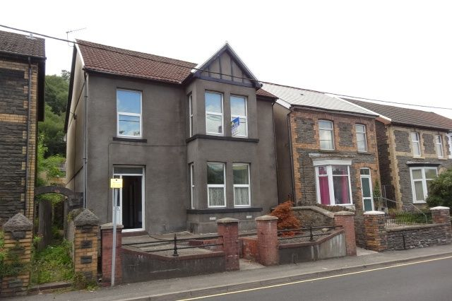 Thumbnail Detached house to rent in Llantwit Road, Treforest, Pontypridd