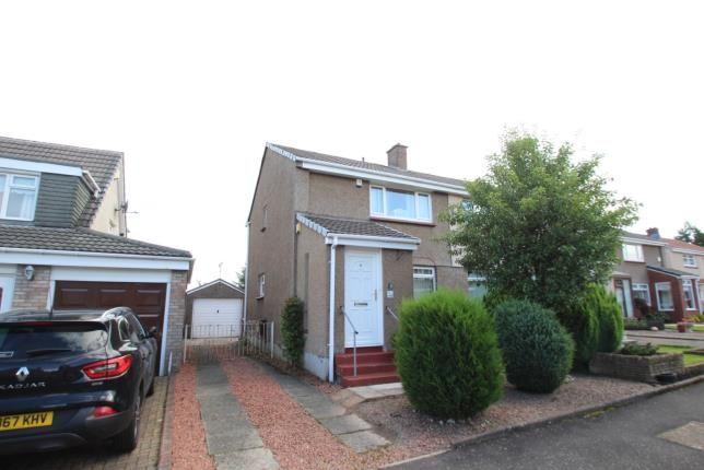 Thumbnail Semi-detached house for sale in Braeside Gardens, Hamilton, South Lanarkshire, .