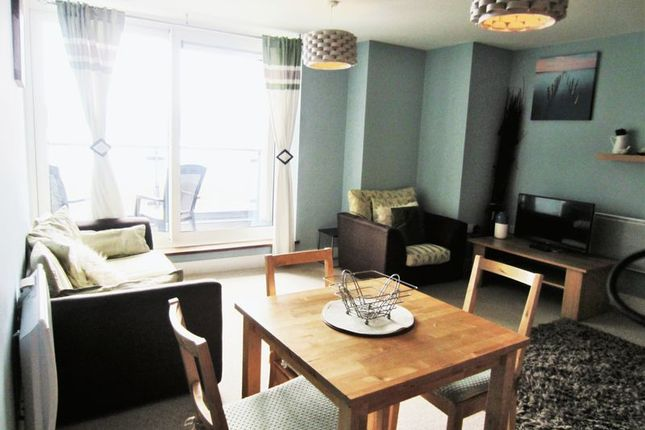 Thumbnail Flat to rent in Breakwater House, Ferry Court, Cardiff