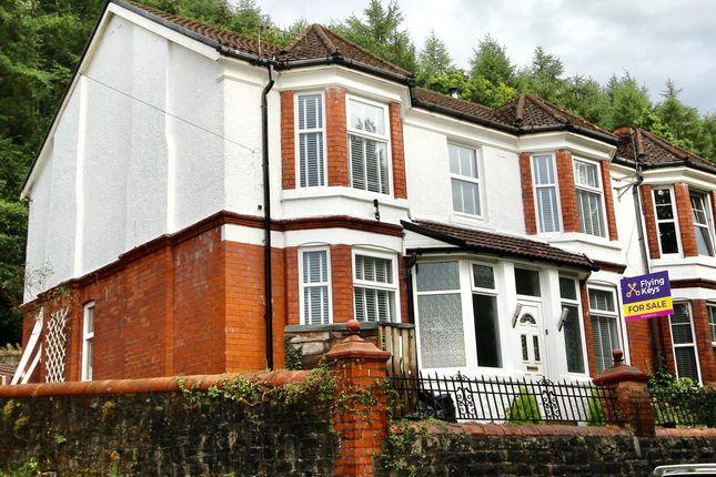 Thumbnail Semi-detached house for sale in Troed Y Bryn, Graig Road, Newbridge, Newport