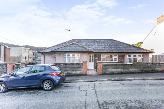 Thumbnail Detached bungalow for sale in Grove Street, Llanbradach, Caerphilly