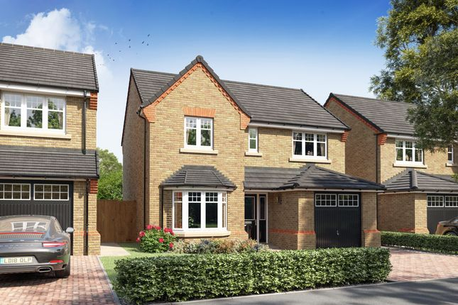 """4 bed detached house for sale in """"Plot 109 - The Nidderdale"""" at Station Road, Carlton, Goole DN14"""