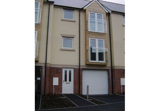Thumbnail Town house for sale in Clos Gwenallt, Alltwen, Pontardawe