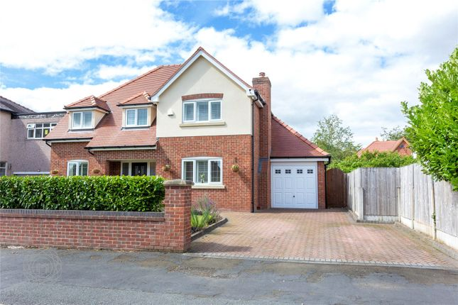 Thumbnail Detached house for sale in Beech Grove, Leigh, Greater Manchester