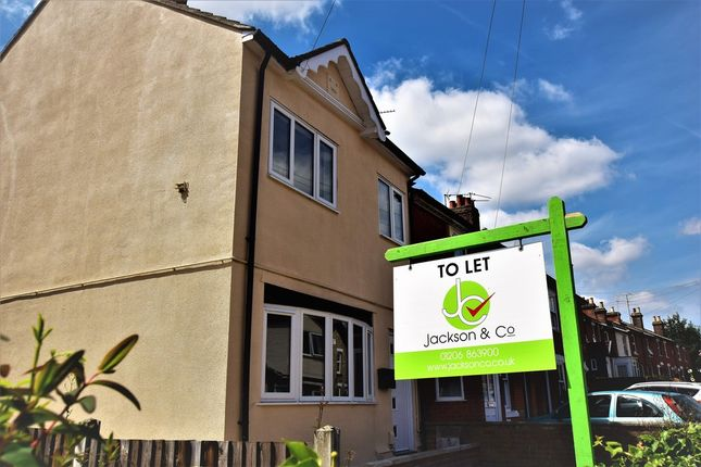 Thumbnail Semi-detached house to rent in Pownall Crescent, Colchester