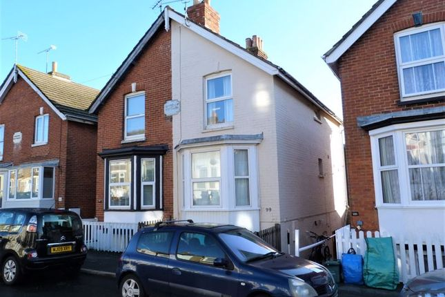 Thumbnail Flat for sale in Pelham Road, Cowes