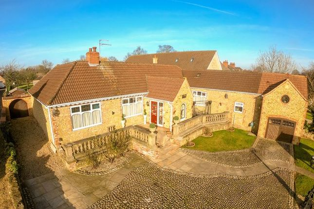 Thumbnail Detached bungalow for sale in Old Brumby Street, Scunthorpe