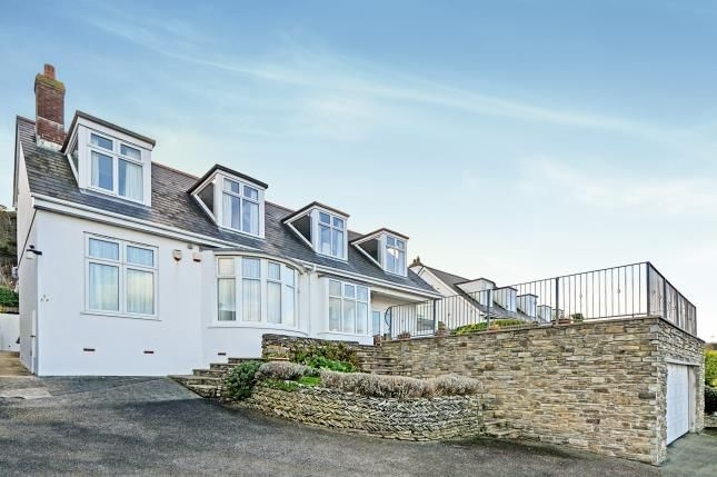Thumbnail Detached house for sale in Newquay, Cornwall, England
