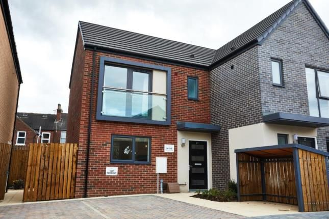 Thumbnail End terrace house for sale in The Gables, Chequer Road, Doncaster, South Yorkshire