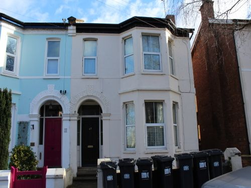 Thumbnail Terraced house to rent in St. Marys Road, Leamington Spa