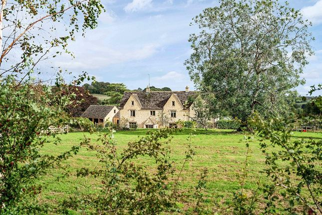 Thumbnail Detached house for sale in Duntisbourne Abbotts, Cirencester