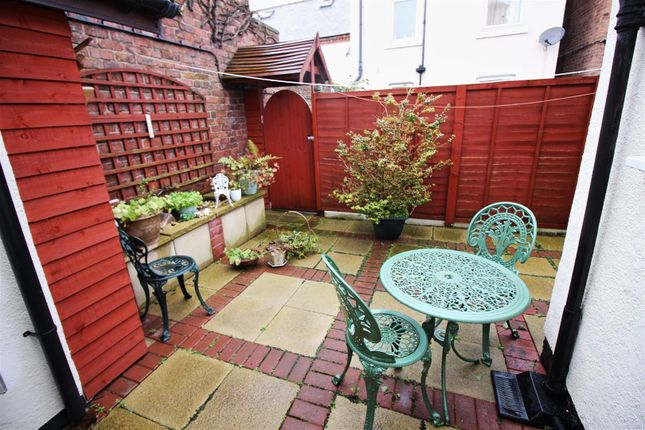 Courtyard Garden of Derby Road, Stapleford, Nottingham NG9
