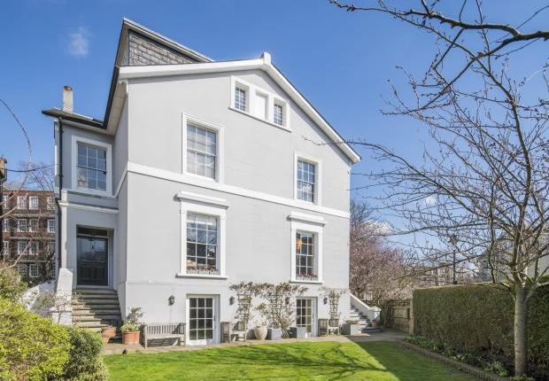 Thumbnail Semi-detached house for sale in Eton Villas, Belsize Park, London