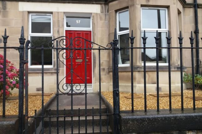Thumbnail Flat to rent in Falcon Road, Morningside, Edinburgh