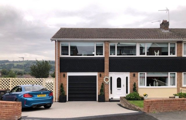 Thumbnail Semi-detached house for sale in Colepike Road, Lanchester