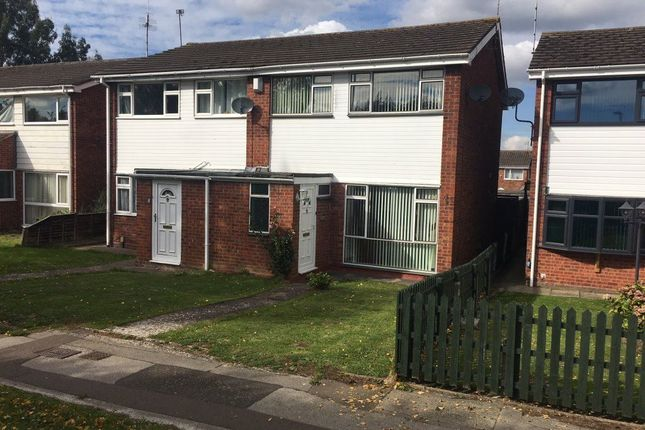 Thumbnail Semi-detached house to rent in Frampton Walk, Walsgrave