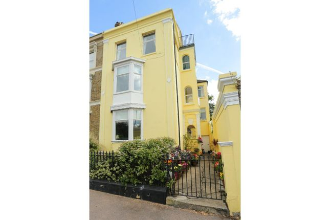 Thumbnail Semi-detached house for sale in Grange Road, Ramsgate