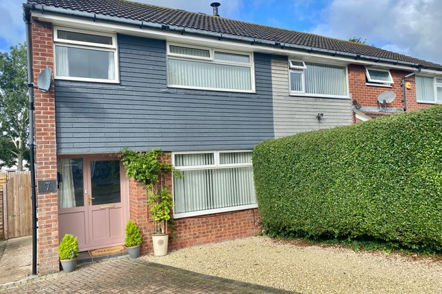 Thumbnail Semi-detached house for sale in Whittan Close, Font Y Gary, Rhoose